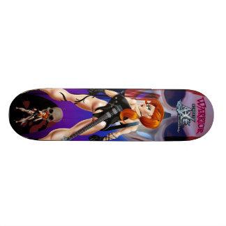 Warrior Street Axe Skateboard