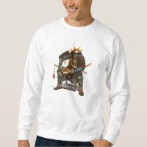 warrior sweatshirt