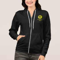 Warrior/ torn ribbon...Endometriosis Hoodie