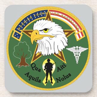 Warrior Transition Battalion Drink Coasters