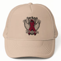 Warrior Vintage Wings - Multiple Myeloma Trucker Hat
