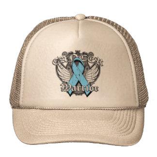 Warrior Vintage Wings - Prostate Cancer Trucker Hat
