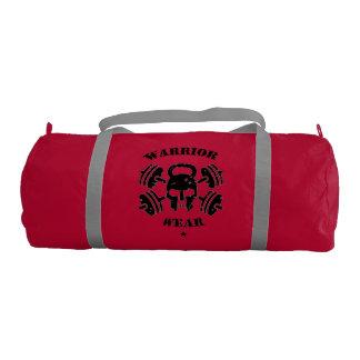 warrior wear gym bag