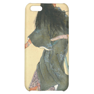Warrior with Bracelets 1800 iPhone 5C Cases