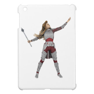 Warrior with Mace Case For The iPad Mini