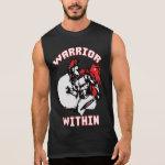 Warrior Within Sleeveless T-shirts
