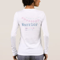 Warrior women.You can do this.Believe in yourself Long Sleeve T-Shirt