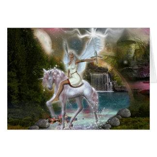 Warrioress Card