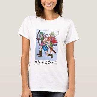 warriors, A M A Z O N S T-Shirt! T-Shirt