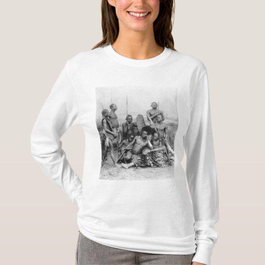 Warriors, Belgian Congo, 1894 T-Shirt