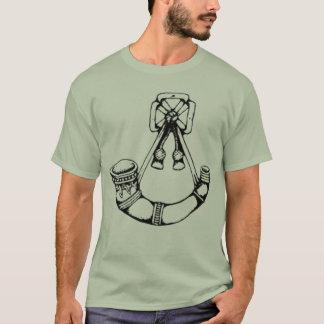 Warriors Drinking Horn Shirt