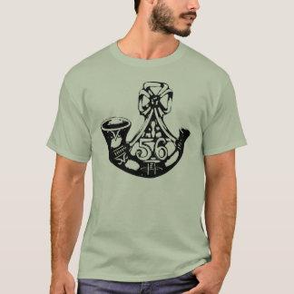 Warriors Drinking Horn Shirt Faint Design