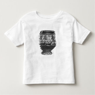 Warriors Fighting Toddler T-shirt