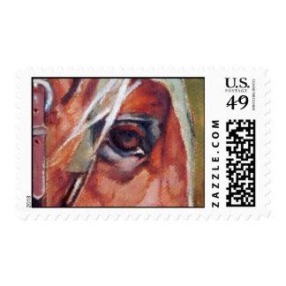 Warriors HorseEye Detail Postage