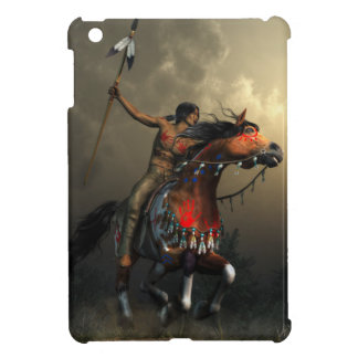 Warriors of the Plains Cover For The iPad Mini