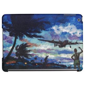 Warrior's Return iPad Air Cover