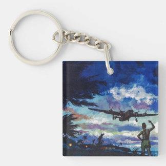 Warrior's Return Keychain