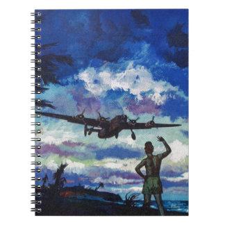 Warrior's Return Note Book