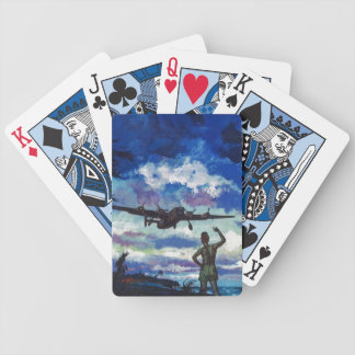 Warrior's Return Bicycle Playing Cards