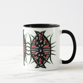 Warriors Shield Mug