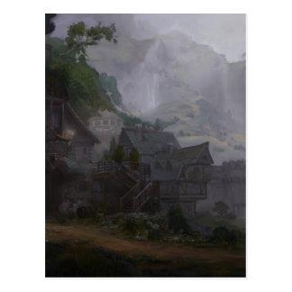 Warrior's Tavern Postcard