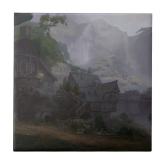 Warrior's Tavern Tile