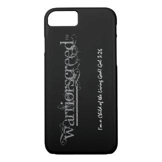 WarriorsCreed Gray Stone Logo iPhone 7 Case
