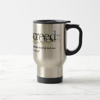 WarriorsCreed Moving Forwards Travel Mugs