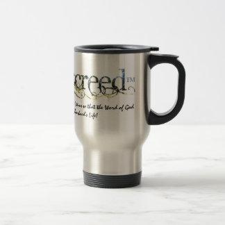 WarriorsCreed Rooting Words Travel Mugs