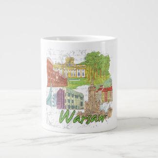 Warsaw Giant Coffee Mug
