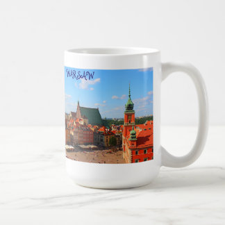 Warsaw Mug