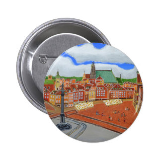 Warsaw-Old Town Button
