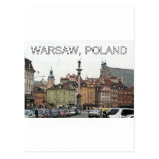WARSAW POLAND STARE MIASTO OLD TOWN POST CARDS