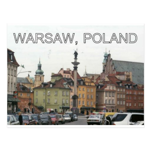 Postcards from warsaw 2