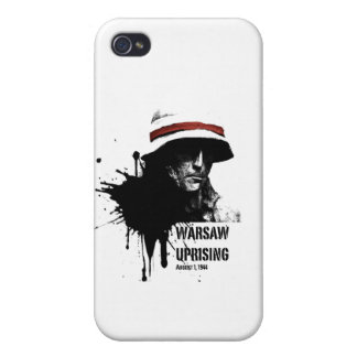 warsaw uprising iPhone 4/4S cases