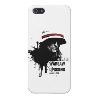 warsaw uprising iPhone SE/5/5s cover
