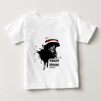 warsaw uprising t-shirt