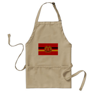 Warships Of Vm (East Germany), Germany Apron