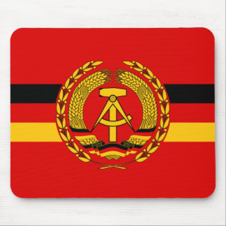 Warships Of Vm (East Germany), Germany Mouse Pad
