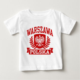 Warszawa Polska Baby T-Shirt