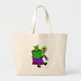Wartarth and the magic lamp tote bag