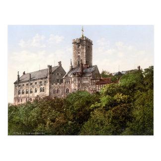 Wartburg Castle Postcard