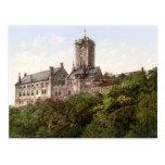 Wartburg Castle Postcards