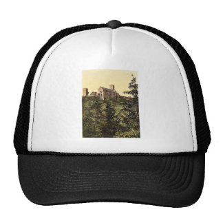 Wartburg, from Eisenach Castle, Thuringia, Germany Trucker Hats