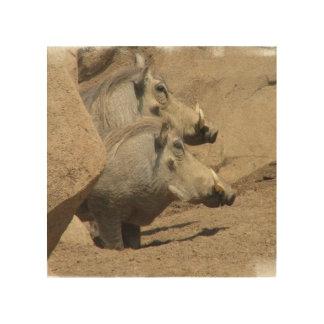 warthog-4.jpg cuadro de madera
