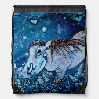 Warthog azul