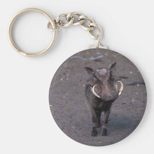 Warthog - Big Boar Keychain