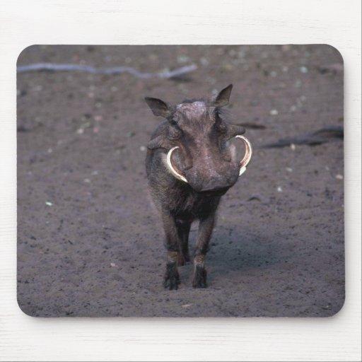 Warthog - Big Boar Mouse Pad