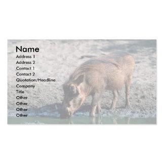 Warthog Business Cards