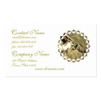 Warthog Design Business Card